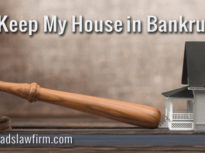 Keeping Your House in Bankruptcy - Newport News Virginia