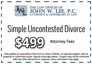 newport news uncontested divorce offer