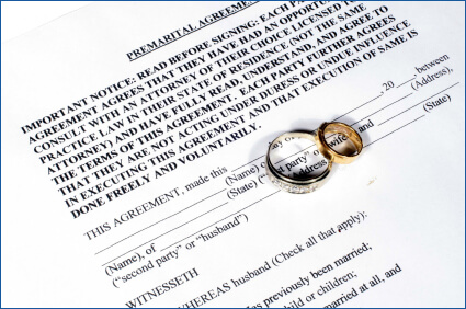 Chesapeake Virginia Divorce Attorneys - Premarital Agreements