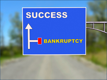 alternatives to filing bankruptcy