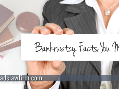 Chapter 7 Bankrupty Facts