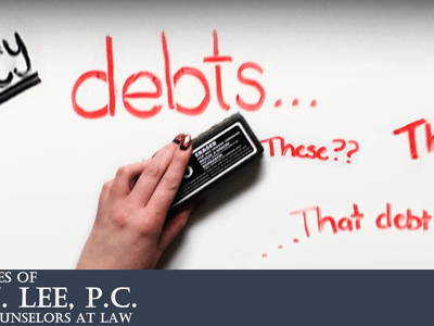 Managing Debt and Bankruptcy - Chesapeake Va Chapter 7 Attorney