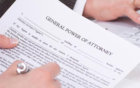 power of attorney hampton roads