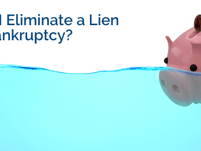 Eliminating a Lien in Bankruptcy - Norfolk VA Chapter 13 Attorneys